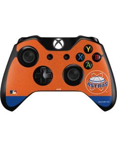 Vintage Astros Xbox One Controller Skin