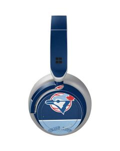 Vintage Blue Jays Surface Headphones Skin
