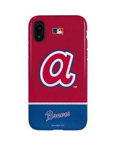 Vintage Braves iPhone XR Pro Case