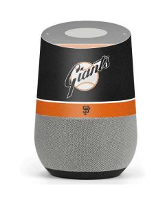 Vintage Giants Google Home Skin