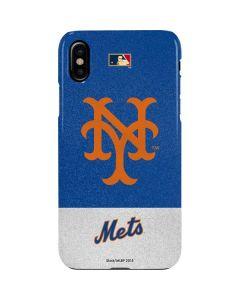 Vintage Mets iPhone XS Max Lite Case