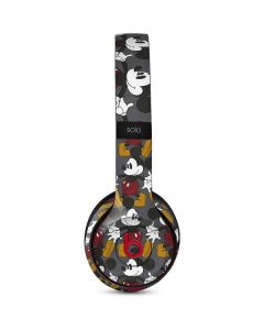 Vintage Mickey Mouse Beats Solo 3 Wireless Skin