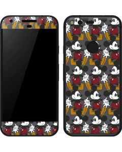 Vintage Mickey Mouse Google Pixel Skin