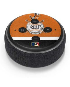 Vintage Orioles Amazon Echo Dot Skin