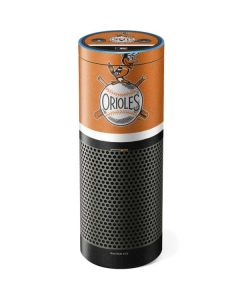 Vintage Orioles Amazon Echo Skin