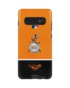Vintage Orioles Galaxy S10 Plus Pro Case