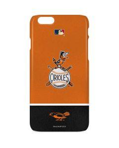 Vintage Orioles iPhone 6s Lite Case