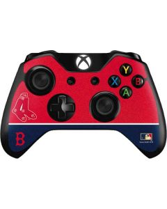 Vintage Red Sox Xbox One Controller Skin