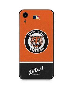 Vintage Tigers iPhone XR Skin