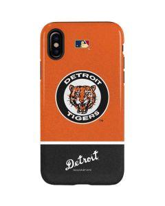 Vintage Tigers iPhone XS Pro Case