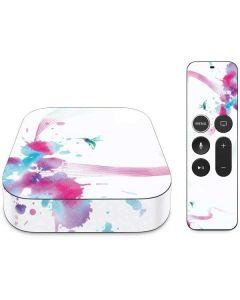 Violet Harmony (Hummingbird) Apple TV Skin