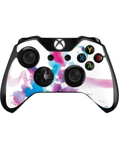 Violet Harmony (Hummingbird) Xbox One Controller Skin