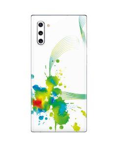 Virescent Harmony Galaxy Note 10 Skin