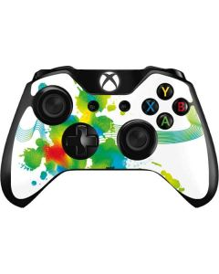 Virescent Harmony Xbox One Controller Skin