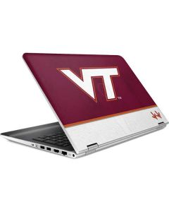 Virginia Tech  HP Pavilion Skin