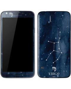 Virgo Constellation Galaxy S5 Skin