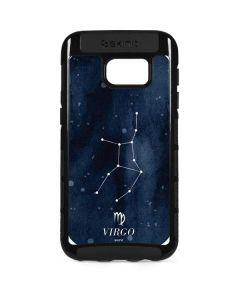 Virgo Constellation Galaxy S7 Edge Cargo Case