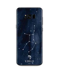 Virgo Constellation Galaxy S8 Skin
