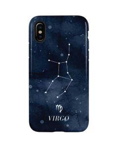 Virgo Constellation iPhone X Pro Case