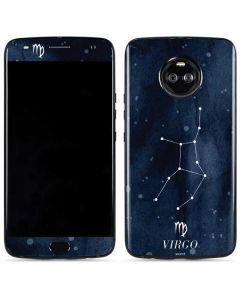 Virgo Constellation Moto X4 Skin