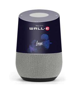 WALL-E Love Google Home Skin