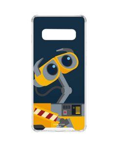 WALL-E Robot Galaxy S10 Clear Case