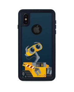 WALL-E Robot iPhone X Waterproof Case