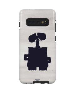 WALL-E Silhouette Galaxy S10 Plus Pro Case