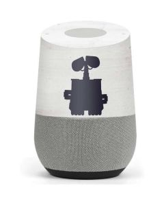 WALL-E Silhouette Google Home Skin