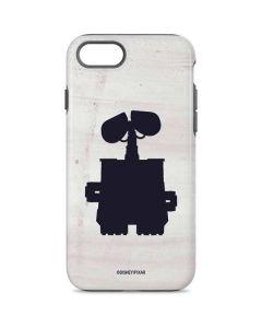 WALL-E Silhouette iPhone 7 Pro Case