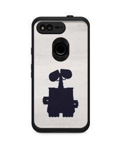 WALL-E Silhouette LifeProof Fre Google Skin