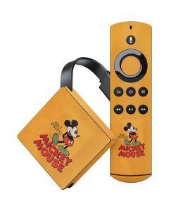 Walt Disney Mickey Mouse Amazon Fire TV Skin