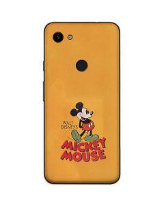 Walt Disney Mickey Mouse Google Pixel 3a Skin