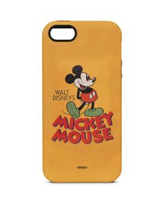 Walt Disney Mickey Mouse iPhone 5/5s/SE Pro Case