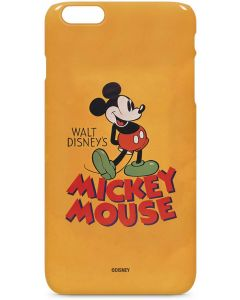 Walt Disney Mickey Mouse iPhone 6/6s Plus Lite Case