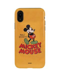 Walt Disney Mickey Mouse iPhone XR Pro Case