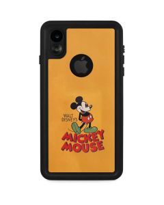 Walt Disney Mickey Mouse iPhone XR Waterproof Case