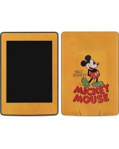 Walt Disney Mickey Mouse Amazon Kindle Skin