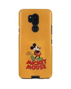 Walt Disney Mickey Mouse LG G7 ThinQ Pro Case