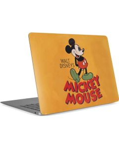 Walt Disney Mickey Mouse Apple MacBook Air Skin