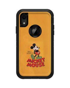 Walt Disney Mickey Mouse Otterbox Defender iPhone Skin