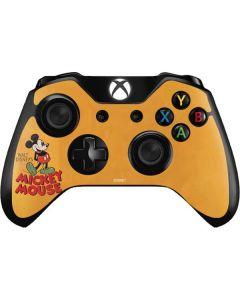 Walt Disney Mickey Mouse Xbox One Controller Skin