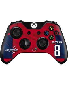 Washington Capitals #8 Alexander Ovechkin Xbox One Controller Skin