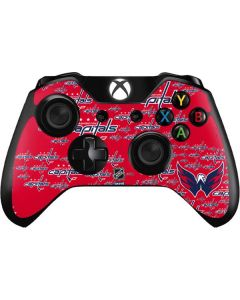 Washington Capitals Blast Xbox One Controller Skin