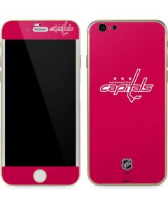 Washington Capitals Color Pop iPhone 6/6s Skin