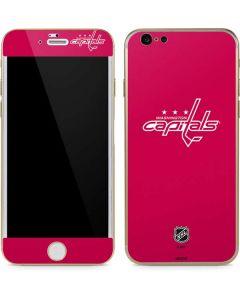 Washington Capitals Color Pop iPhone 6/6s Skin