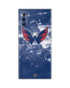 Washington Capitals Frozen Galaxy Note 10 Skin