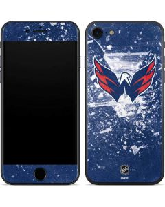 Washington Capitals Frozen iPhone 7 Skin
