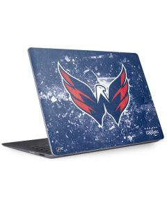 Washington Capitals Frozen Surface Laptop 2 Skin