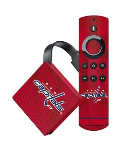 Washington Capitals Home Jersey Amazon Fire TV Skin